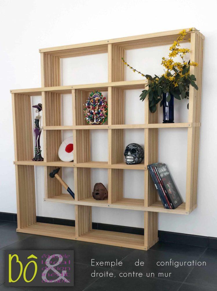 La bibliothèque claustra et destructurable - Awen Styles