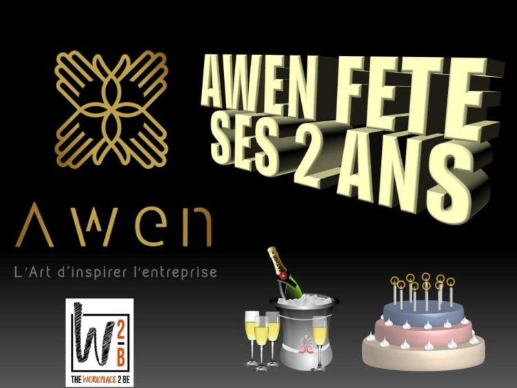 Awen Styles fête ses 2 ans