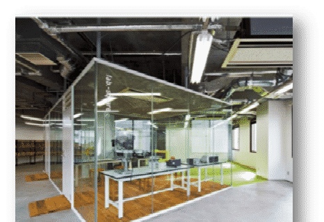 Salle de réunion atypique - Awen Styles